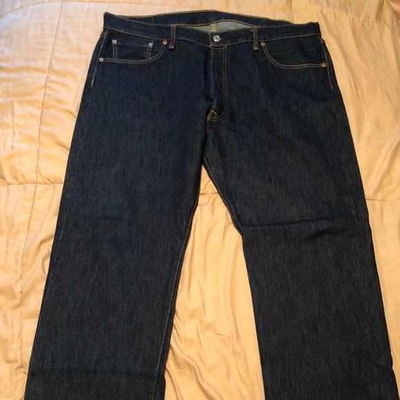 Levi's Other - Levi's Strauss 501 jeans 40x32
